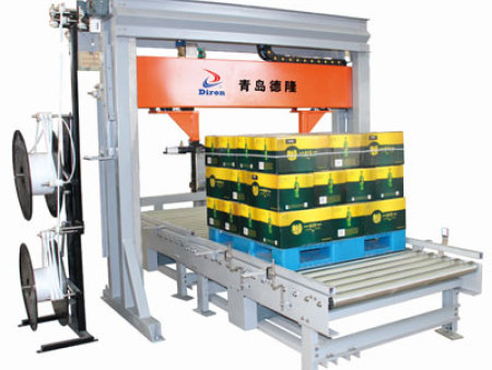 DLMD-DB-600 Pass-through Automatic Packing Belt Machine